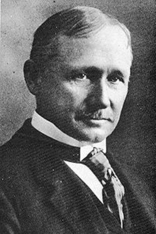 Frederick Taylor born; Philadelphia, PA