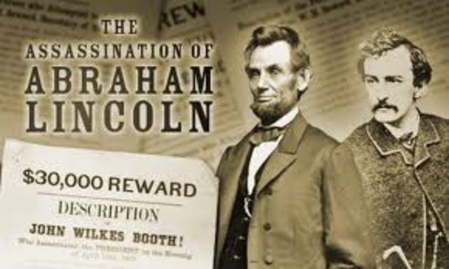 Abraham Lincoln Assassinated