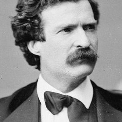 Samuel L. Clemens (Mark Twain) timeline