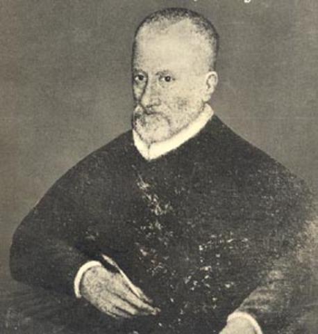 Musica Religiosa:  Giovanni Perluigi da Palestrina