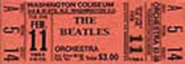 Beatles first live performance in the U.S.