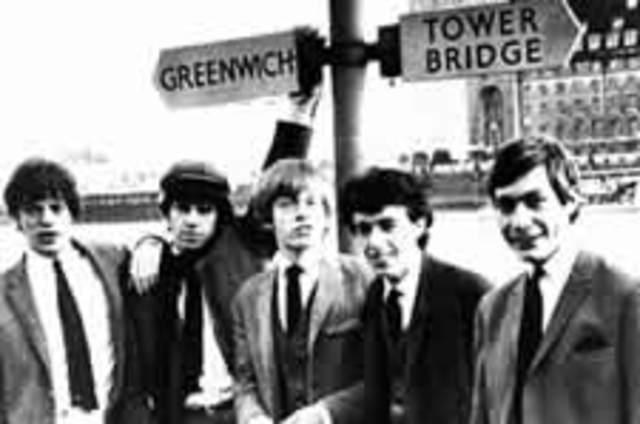 Rolling Stones release debut album
