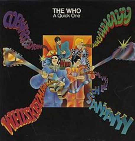 """""""A Quick One"""" released by The Who"""
