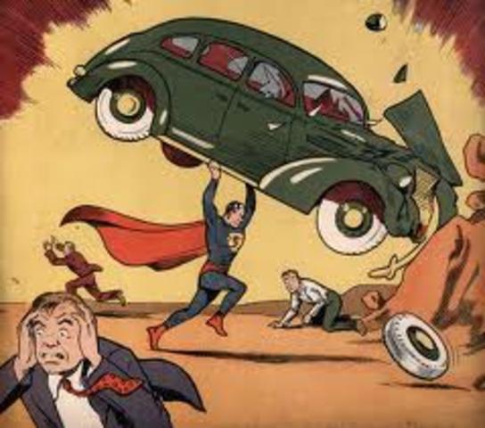 Superman Comic