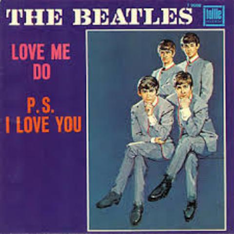 Beatles First Single