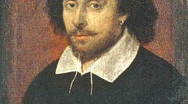 """William Shakespeare """"Known to be the world's most performed and admired play writer."""" timeline"""