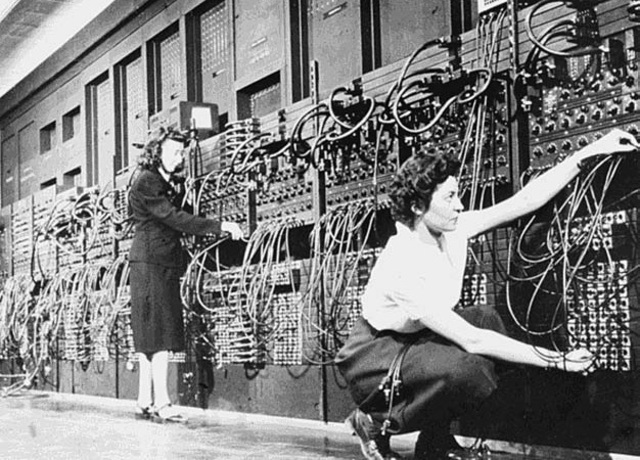Science And Technology Between 1935-1960 Timeline