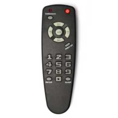 T.V. Remote Control Invented