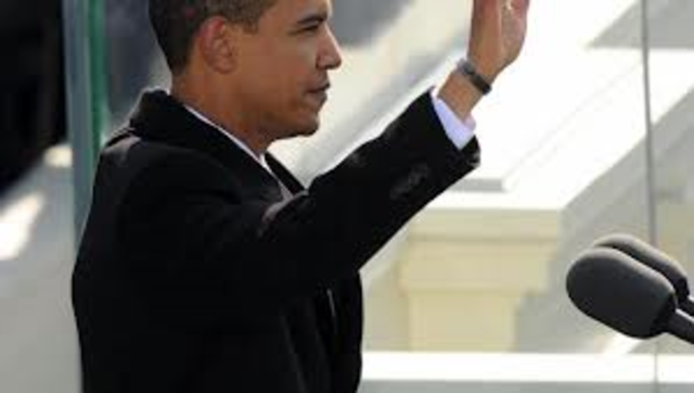 Barrack Obama Inauguration