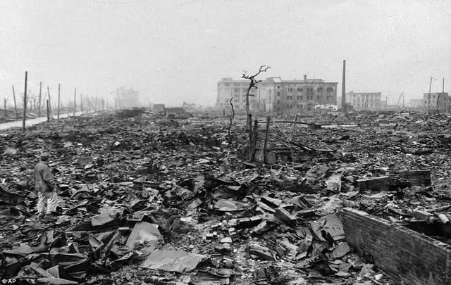 Atom Bombing of Hiroshima