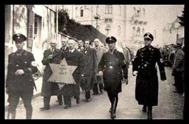Leyes antisemitas de Nüremberg7