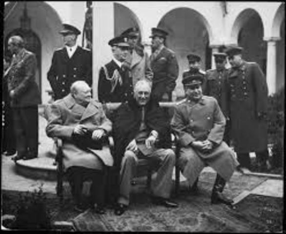 Acuerdo de Yalta