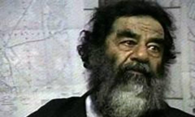 Derribar a Saddam Hussein