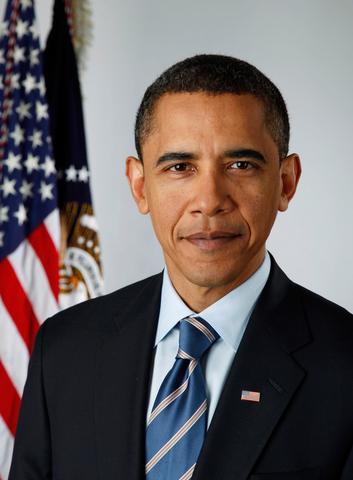 The First Inauguration of Barack Obama