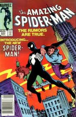 The First Appearance of Spider-Man in Comics