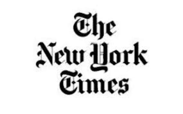 Fue presentado en la revista NY TIMES