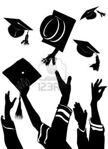 Se gradua de la preparatoria President Theodore Roosevelt High School