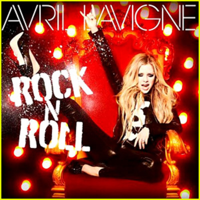 Discografía de Avril Lavigne timeline