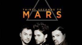 30 Seconds To Mars , ya con sus cuatro discos. timeline