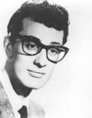 Buddy Holly's first recording