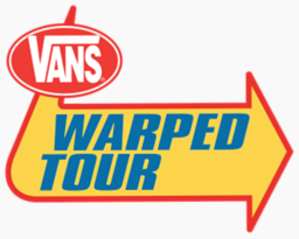 The Warped Tour was created in 1994 by Kevin Lyman