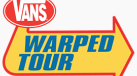 The Warped Tour music festival timeline