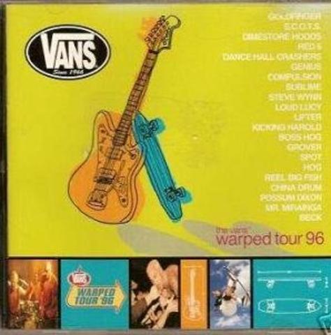 Vans Warped Music Sampler 1996
