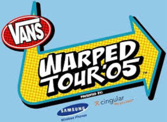 Warped Tour 2005