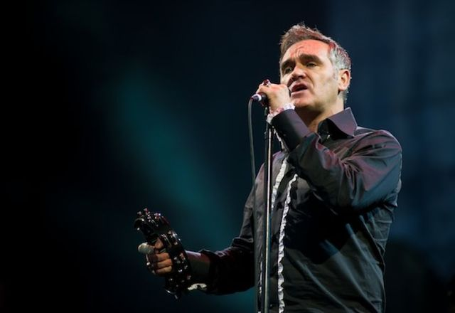 Morrissey en Stockton