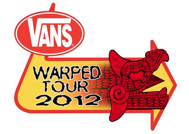 Warped Tour 2012