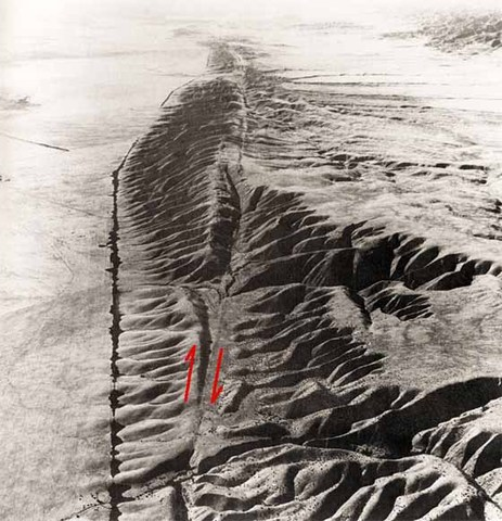 1858 Fort Tejon Earthquake