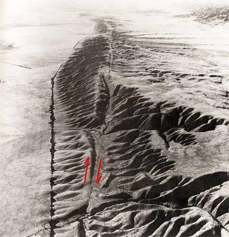 1858 Fort Tejon Earthquake