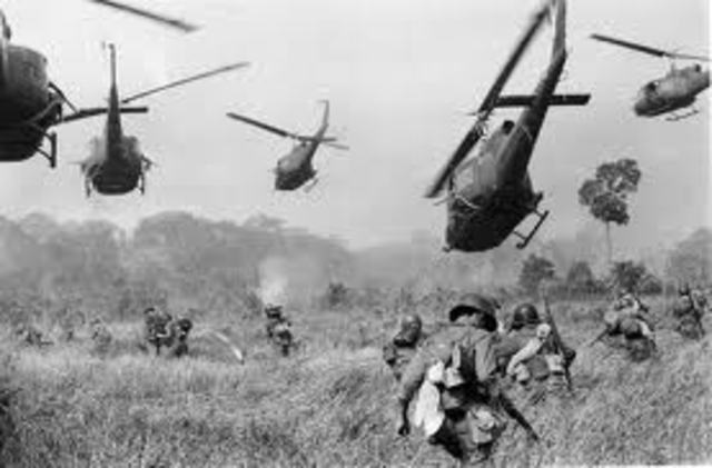 The Years of the Vietnam War