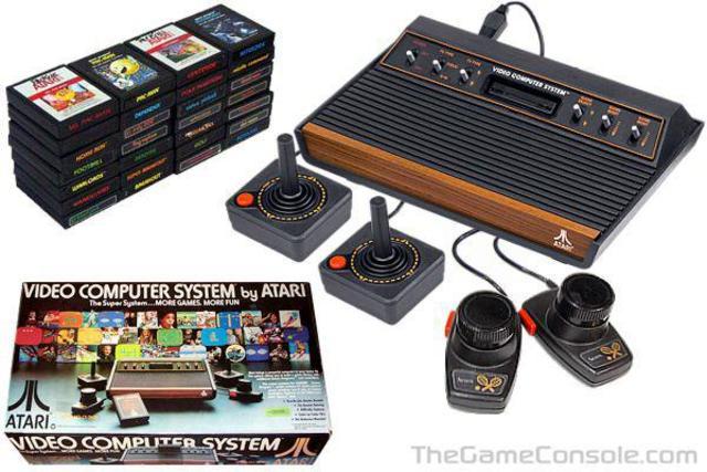 Atari 260