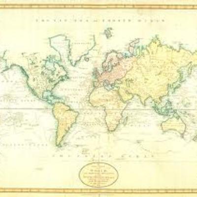 Mapmaking Technology timeline