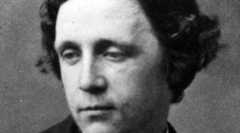 Lewis Carroll (Charles Dodgson) by Gracie Cole timeline