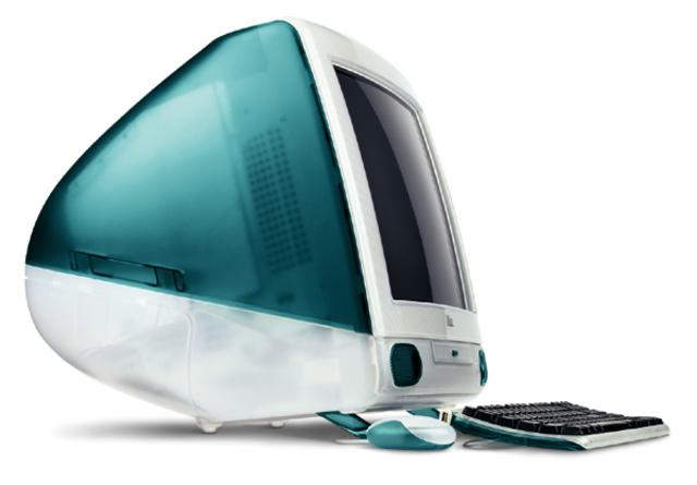 iMac G3 Desktop Computer