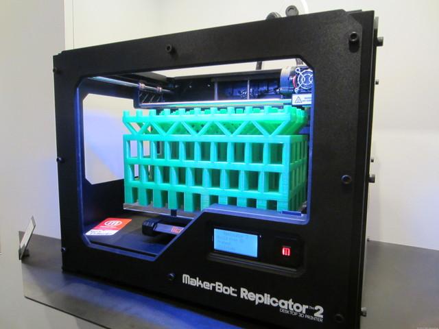 3d printers at home