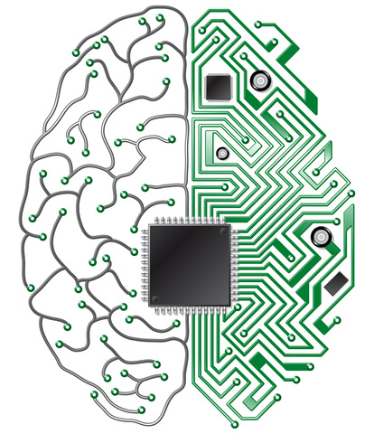 Micro chip like a phone in our brain