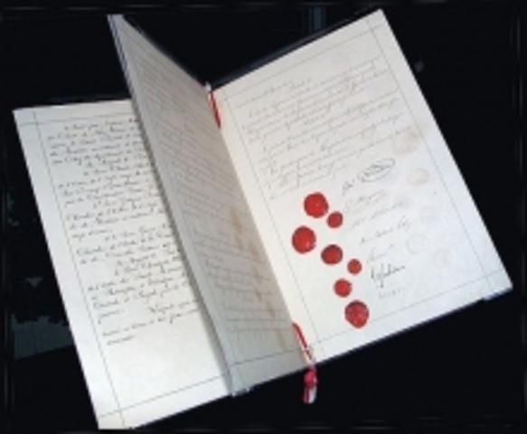 La Primera Convención de Ginebra (1864)