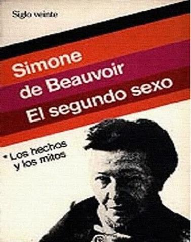Simone de Beauvoir publica su libro El segundo sexo