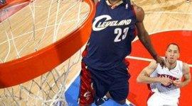 LeBron James by John P timeline