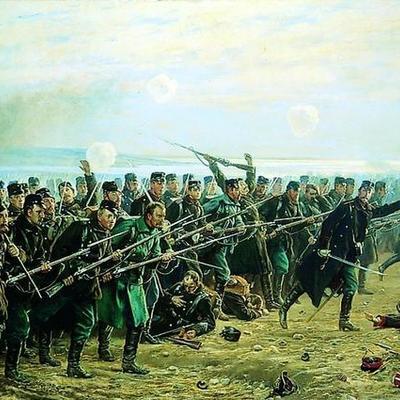 De slesvigske krige timeline
