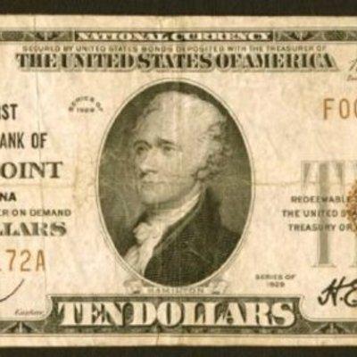 History of Money timeline
