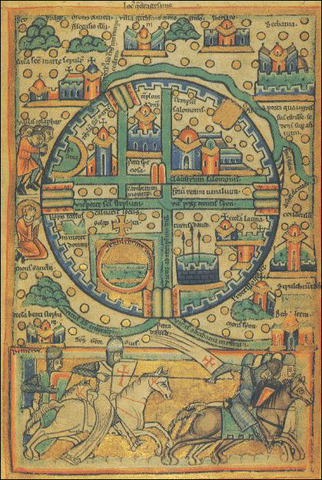 A history of cartography timeline timetoast timelines t and o maps gumiabroncs Images