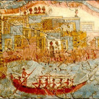 2000 BC - 250 BC timeline