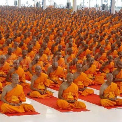 Buddhism timeline