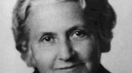 Maria Montessori timeline
