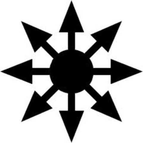 Tartarus Greek Symbol