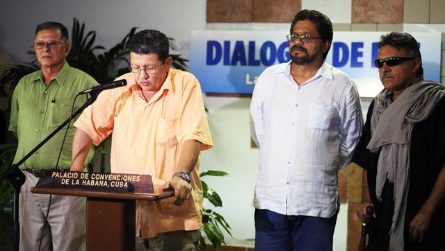 Delegación de paz de las FARC-EP ha decidido hacer una pausa en la discusión de La Mesa
